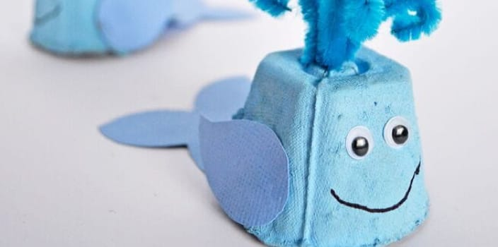 Edna App - Early years under the sea eyfs craft activities